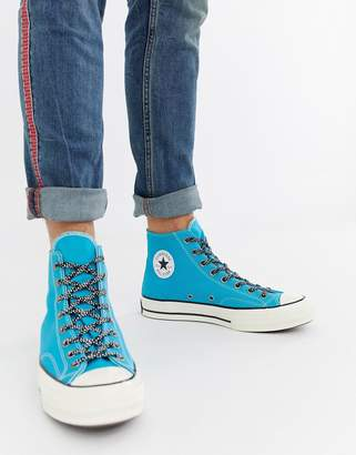 eeba0f8620573e Converse Chuck Taylor All Star  70 vintage mountaineering in blue 162050C