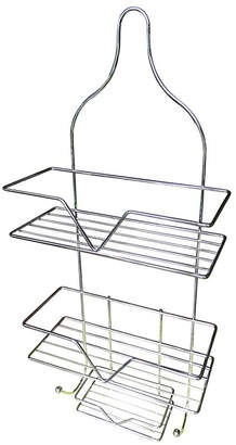 Elegant Home Fashions Hanging Shower Caddy with Soap Tray Bedding