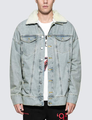 Misbhv Tribal 95' Denim Jacket