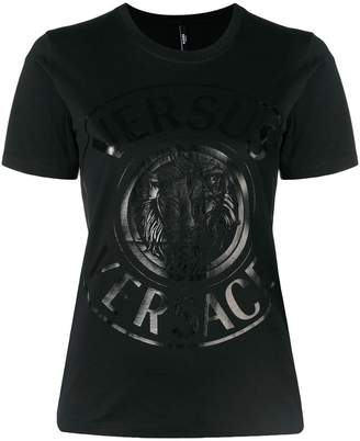Versus tonal logo T-shirt