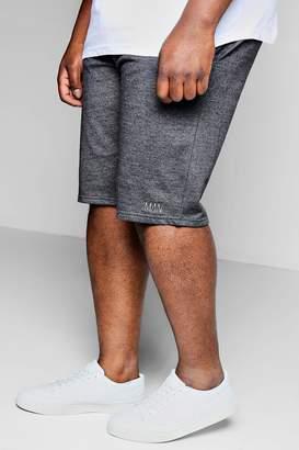 boohoo Big And Tall MAN Jersey Basket Ball Shorts