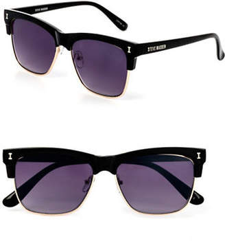 Steve Madden 53mm Wayfarer Sunglasses