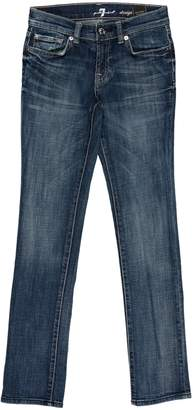 7 For All Mankind Denim pants - Item 42649037XP