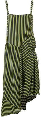 Nina Ricci (ニナ リッチ) - Nina Ricci ストライプ ドレス
