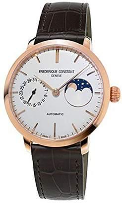 Frederique Constant Slimline Moonphase Automatic Men's Watch FC-702V3S4