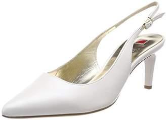 Högl Women's 5-10 6803 0300 Sling Back Heels