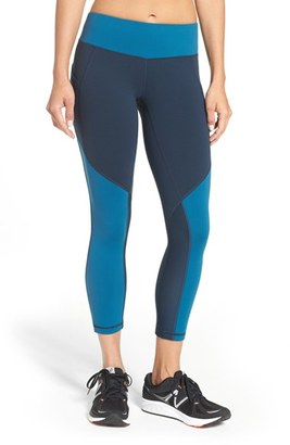 Women's New Balance 'Premium Performance' Capris $85 thestylecure.com