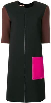 Marni colour-block dress