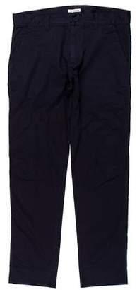 Tomas Maier Flat Front Pants