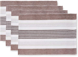 The Woods Rue Montmartre Set Of 4 Cabin In Placemats