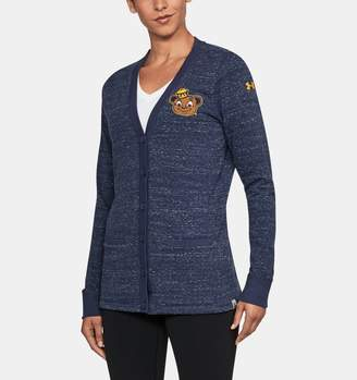 Under Armour Women's Cal Bears UA Iconic Cardigan