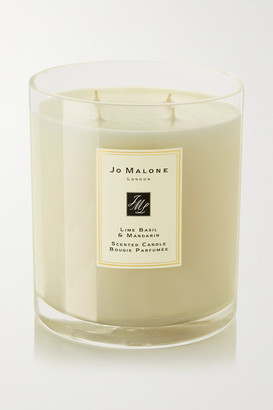 Jo Malone Lime Basil & Mandarin Scented Luxury Candle, 2500g - Colorless