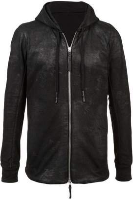 11 By Boris Bidjan Saberi lightweight hooded jacket