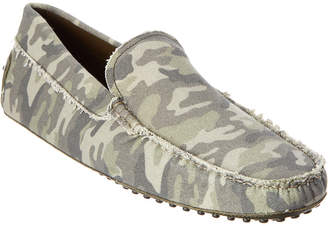 Tod's Gommino Canvas Loafer