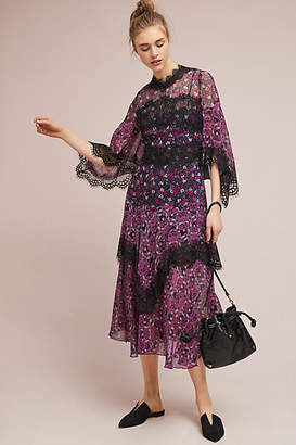 Anna Sui Tempest Laced Dress
