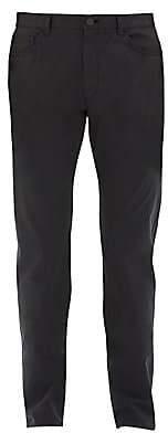 Theory Men's Haydin Soft Sateen Trousers
