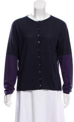 Fabiana Filippi Wool Button-Up Cardigan
