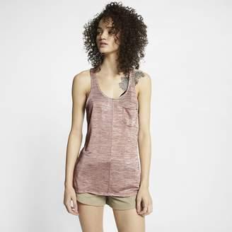 Nike Women's Knit Tank Hurley Quick Dry Glow