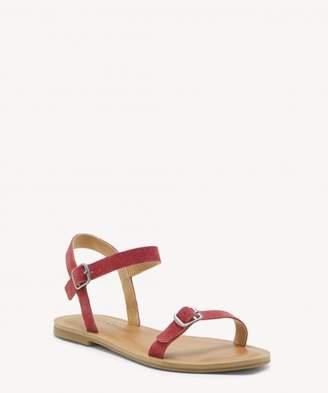 Sole Society Adymaris Ankle Strap Flat Sandal