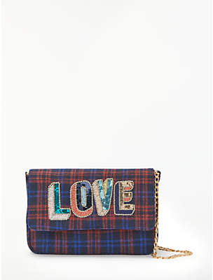 Becksöndergaard Loveit Cross Body Bag, Red Love