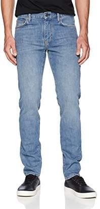 J. Lindeberg Men's Light Wash Slim Fit Jeans