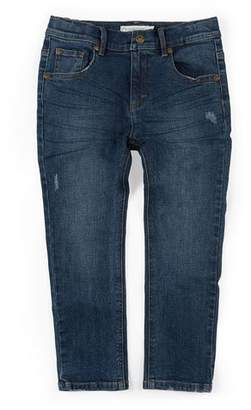 Appaman Slim-Leg Denim Jeans, Size 2-10