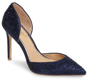 Badgley Mischka Alexandra d'Orsay Pump