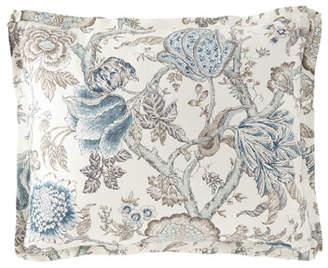 French Laundry Home Lauren Floral-Print Standard Sham