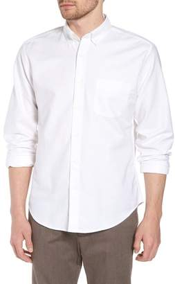 J.Crew J. Crew Stretch Pima Cotton Slim Fit Oxford Shirt