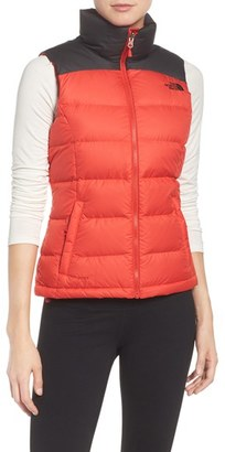 Women's The North Face Nuptse 2 Down Vest $149 thestylecure.com