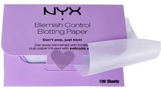 NYX (3 Pack Blotting Paper (Premium) Blemish Control