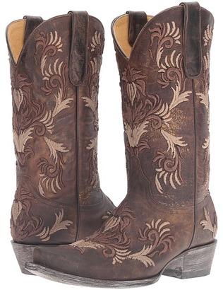 Old Gringo - Karime Cowboy Boots $305 thestylecure.com