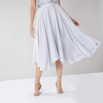 Coast Ella Soft Midi Skirt