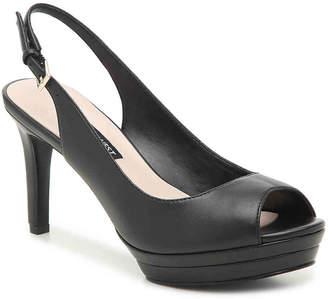 Nine West Able Platform Sandal - Women's