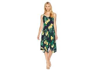 London Times Matte Jersey Dress Women's Dress