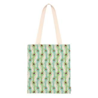 Fenella Smith - Peacock Feather Tote Bag