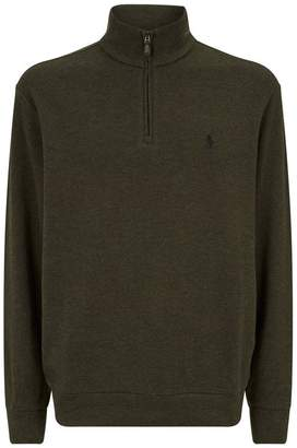 Polo Ralph Lauren Zipped Sweater