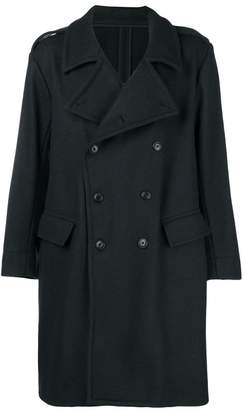 East Harbour Surplus double breasted coat