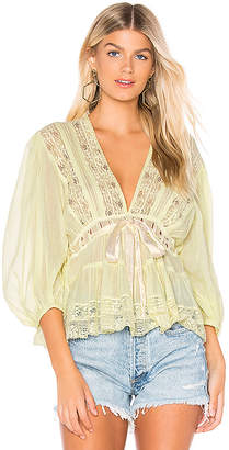 Free People Favorite Romance Tunic