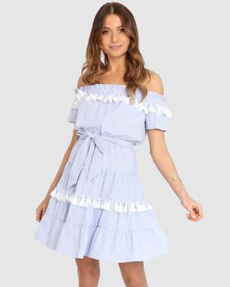 Olivia Off Shoulder Dress