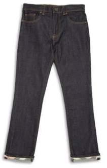 Burberry Little Boy's& Boy's Slim-Fit Jeans