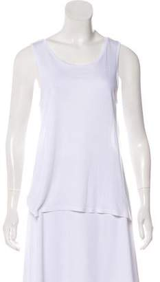 Alexis Scoop Neck Sleeveless Top