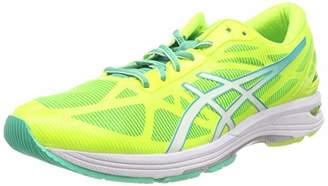 Asics Onistuka Tiger Gel-Ds Trainer 20, Women's Training Running Shoes, Yellow (Flash Yellow/White/Mint 701), 8.5 UK (42 1/2 EU)