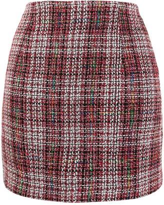 Jovonna London Gilot tweed skirt