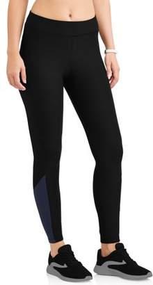 Athletic Works Women's Core Active Colorblock Legging