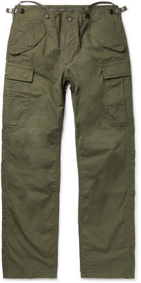Visvim Cotton-Blend Cargo Trousers