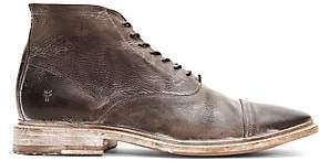Frye Men's Paul Antiqued Leather Ankle Boots