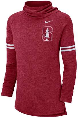 Nike Women's Stanford Cardinal Funnel Neck Tee
