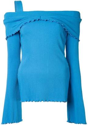 Ellery Limozeen off shoulder blouse