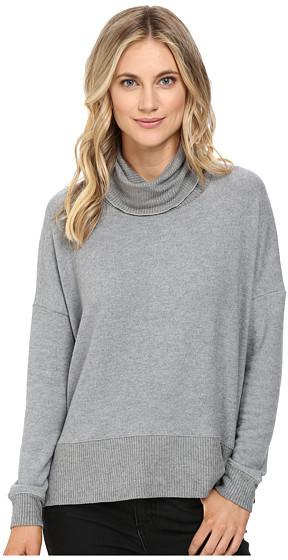 Three DotsThree Dots Laurel Funnel Neck Sweater